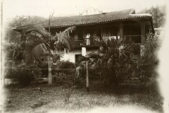 Hosuwan, Mission Vorderseite / Hosuwan, front of the mission's lodgings
