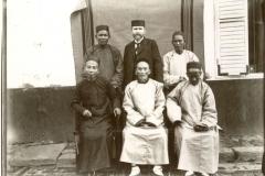Hosuwan: Presbyterium / Hosuwan, presbytery