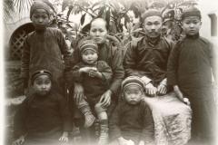 Familie Wun Lin sui / The Wun Lin sui family