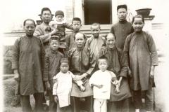 Familie Tshin a tshin / The Tshin a tshin family