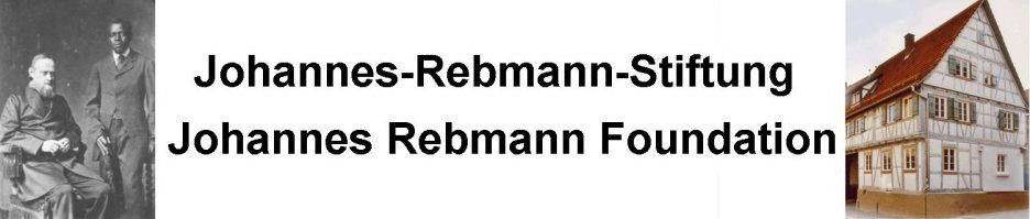 Johannes-Rebmann-Stiftung